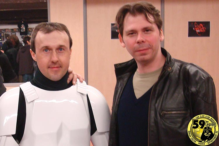 Rencontre star wars