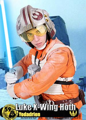 yodadrien X-Wing Hoth