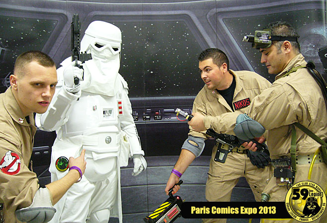 Paris Comics Expo 2013 (1)
