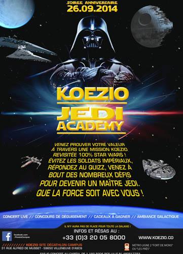 affiche KOEZIO