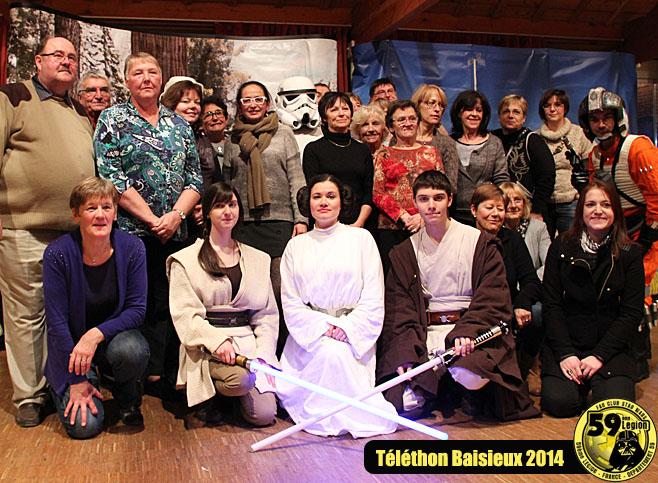 Téléthon Baisieux 2014-01