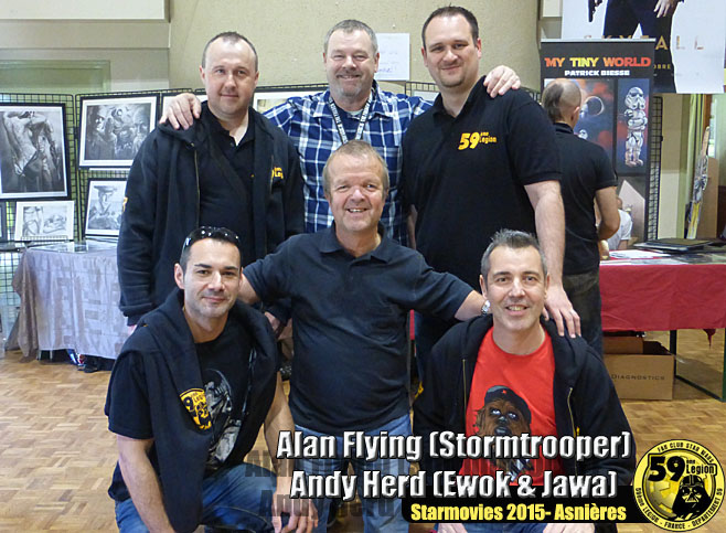 Alan Flying et Andy Herd 2015-01