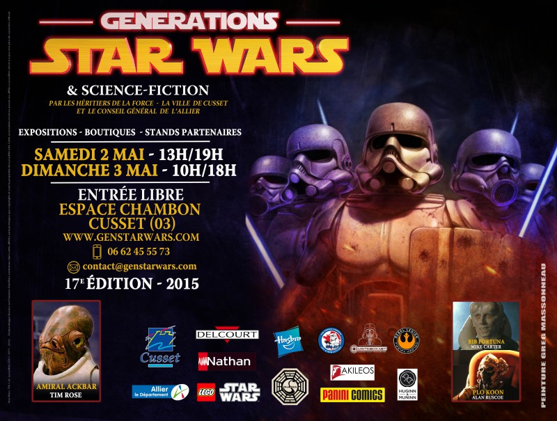 Generation Star Wars 2015