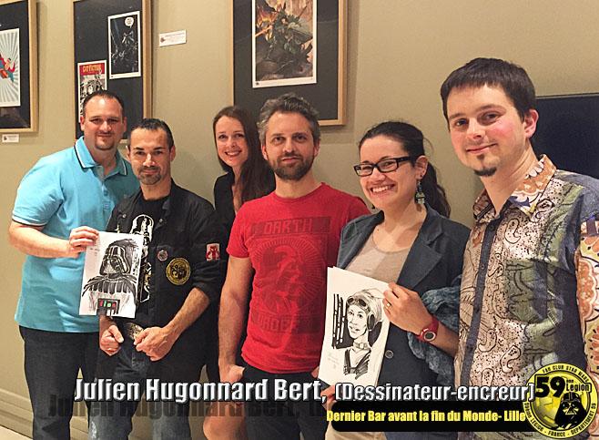 Julien Hugonnard Bert- Dernier Bar Lille - Mai 2015