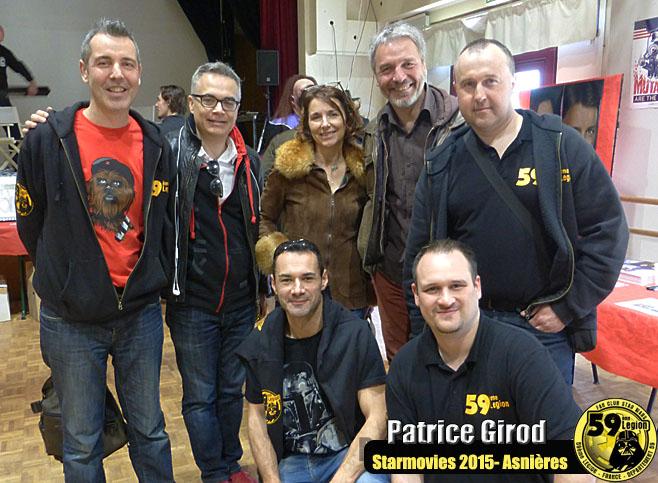 Patrice Girod - Asnières 2015