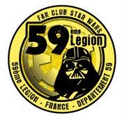 Logo 59ème Légion